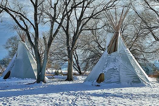 Last Camp by Gerald Blaine
