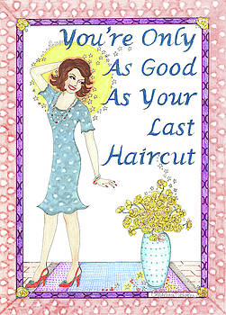 Stephanie Hessler - Last Haircut