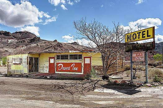 Jon Exley - Last Stop Motel