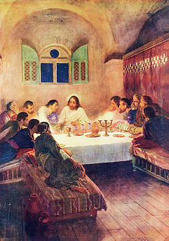 Last Supper by Pekka Liukkonen