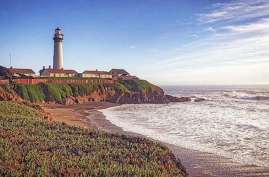 Tony Crehan - Late afternoon at Pigeon Point