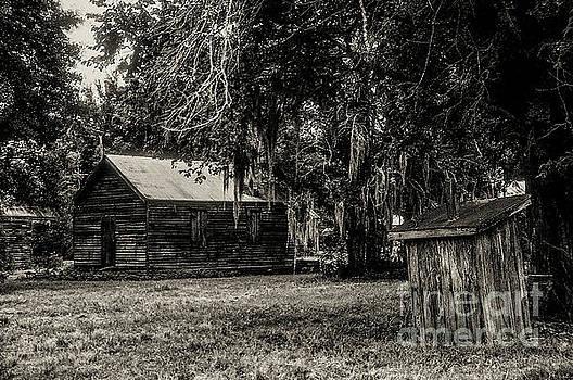 Bob Phillips - Laurel Valley Slave Cabin 3