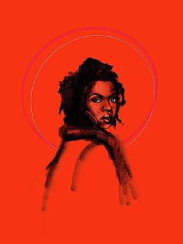 Lauryn Hill - RED by Renee Rials