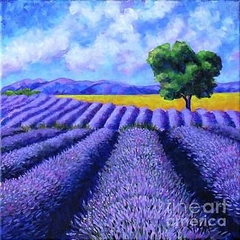 Lavender Fields forever #2 by Elissa Anthony
