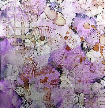 Lavender Mornings by Sarajane Helm