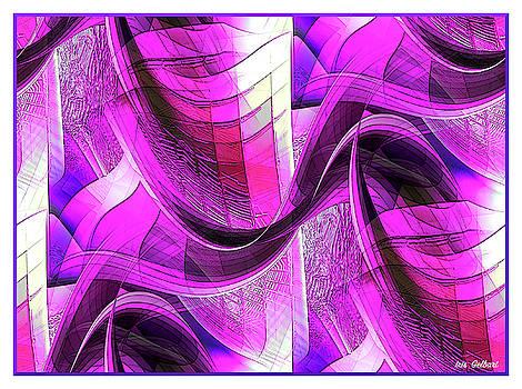 Layers  4 by Iris Gelbart