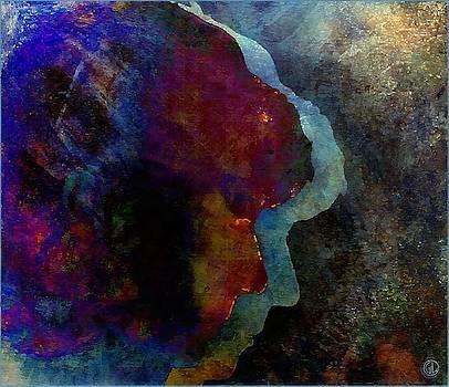 Layers of me by Gun Legler
