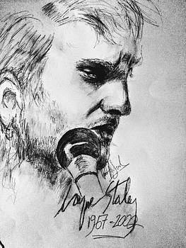 Layne Staley by Vanessa Atterville-Smith