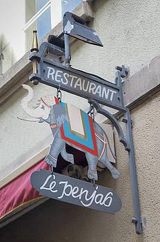 Le Penjab Sign by Teresa Mucha