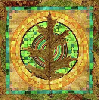Leaf by Sandy Thurlow