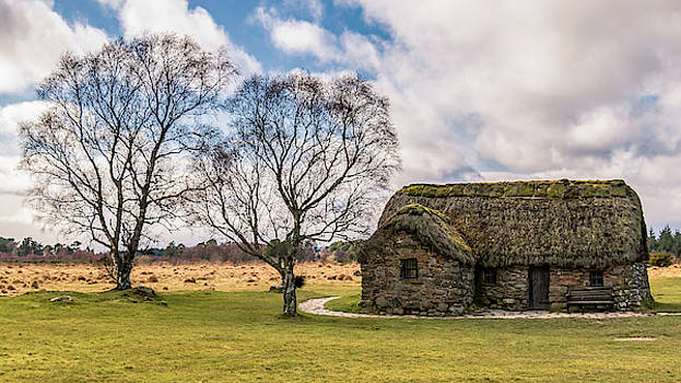 Leanach Cottage by Holly Ross