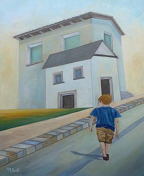 Leap Ahead by Angeles M Pomata