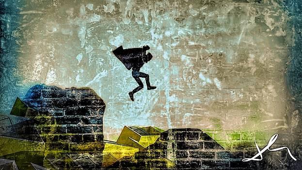 Leap of Faith by Tom Kiebzak
