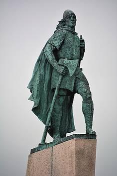 Leif Erikson by Norman Burnham