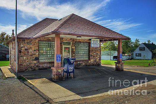 Larry Braun - Lesterville Missouri Post Office