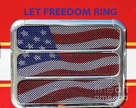 Sharon Williams Eng - Let Freedom Ring Poster 300