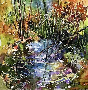 Let The Waters Speak by Rae Andrews