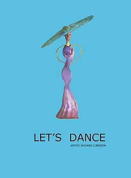Richard Benson - LETS DANCE with text
