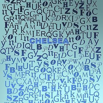 Letters of chelsea by Alberto RuiZ