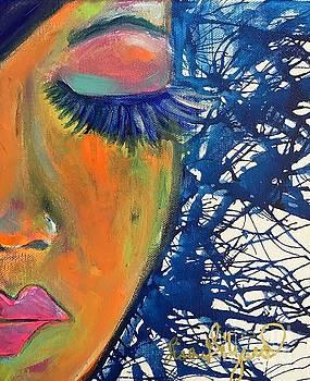 Level Minded- Blue by Lisa Gilyard