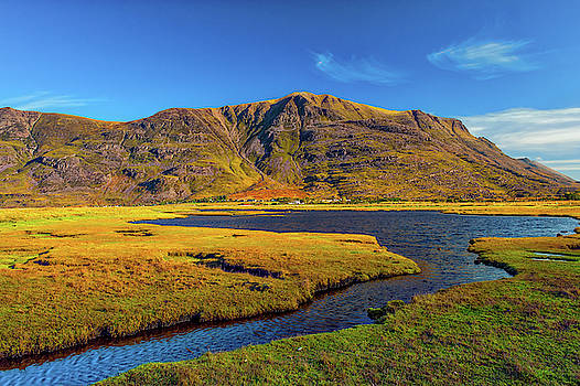 David Ross - Liathach and Torridon village