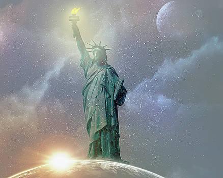 Liberty For All by Leticia Latocki