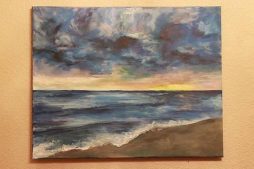 Life's a Beach  by Ambika Thiagarajan