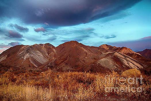 Light and Dark Chocolate Mountain by Bernita Boyse