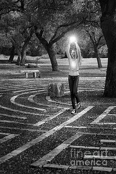 Light in the Labyrinth by Klae Edwin