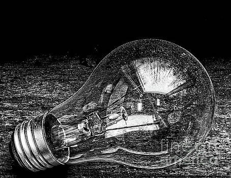 Lightbulb by Edward Fielding