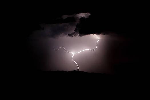 Lightning 2 by Cyndi Hardy