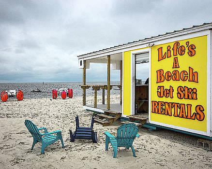 Like's A Beach by Jim Mathis