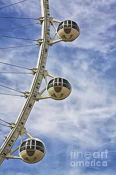 Tatiana Travelways - Linq High Roller Wheel in Las Vegas