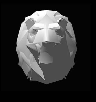 Lion by Robert Bissett