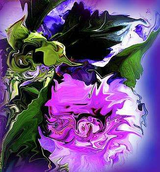 Liquid Flower by Art By ONYX