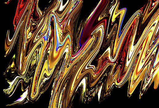 Liquid Gold by Art By ONYX