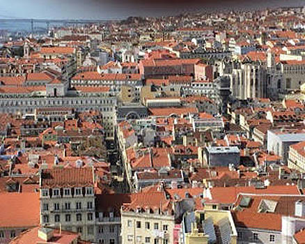 Lisbon by Susan Grunin