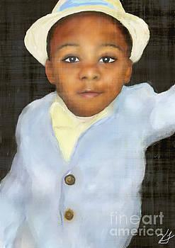Little Boy Blue by Vannetta Ferguson