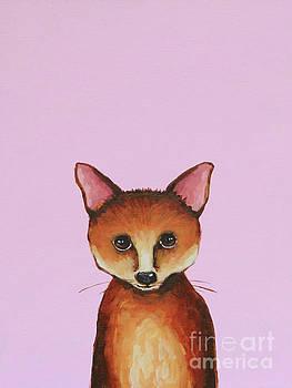 Little Fox by Lucia Stewart