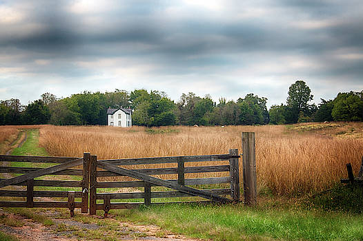 Little House on the Prairie by Travis Rogers