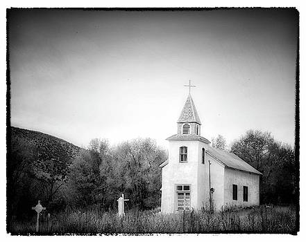 Natural Abstract Photography - Little Mountain Church