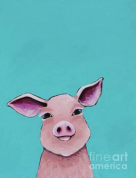 Little Pig by Lucia Stewart