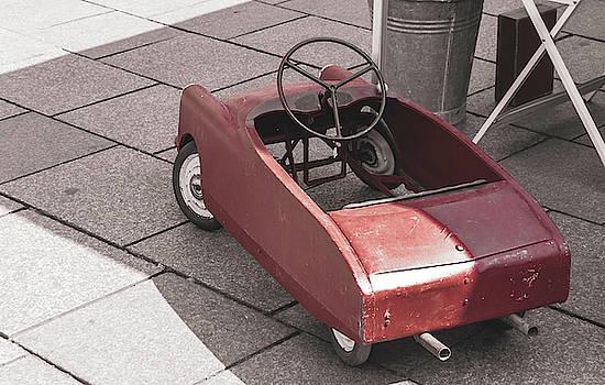 Little Red Corvette by Teresa Mucha
