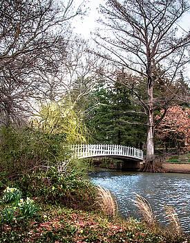 Little White Bridge by Steve Marler