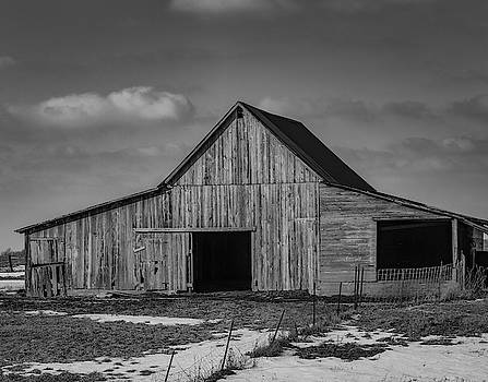 Livestock Barn by Ray Congrove