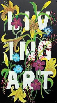 Living Art by Kirsten Beitler