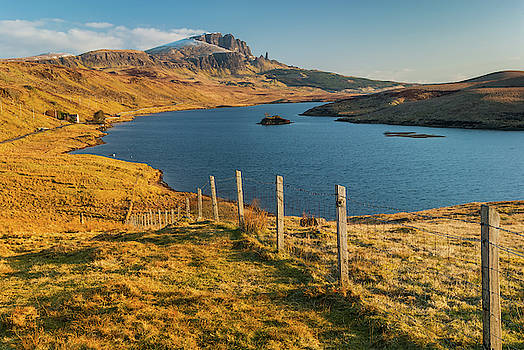 David Ross - Loch Fada, Isle of Skye