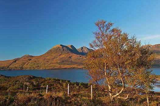 David Ross - Loch Torridon, Wester Ross