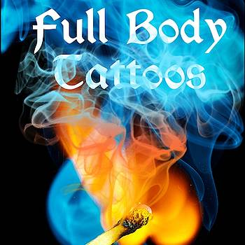Full Body Tattoos Logo Art 15 by Shirley Anderson