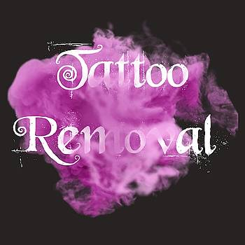 Tattoo Removal Tattoo Logo Art 18 by Shirley Anderson